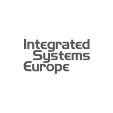 Kundenlogo ISE - Integrated Systems Europe